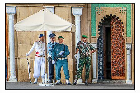 Militares do Marrocos